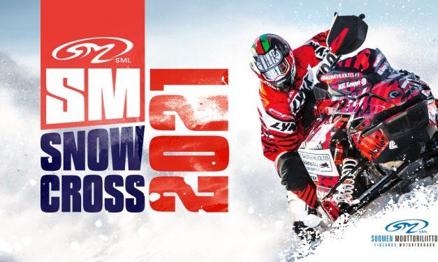 SML SM-Snowcross kilpailukalenteri 2021