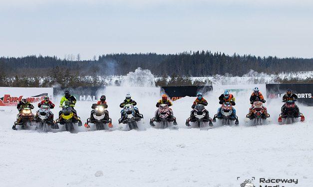 Snowcross-kausi käyntiin ruotsalaiskomennossa