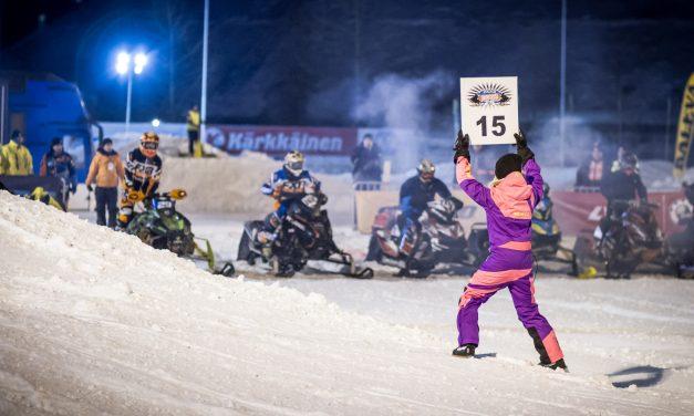 Stadion Snowcross Oulu siirtyy maaliskuulle