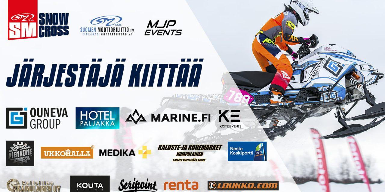 Viikonlopun (17.-18.4) vinkit kotikatsomoihin: Jokkista, Formulaa ja snowcrossia