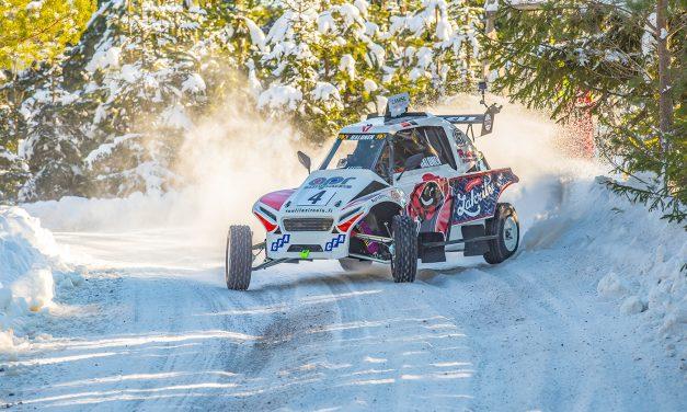 Crosskart-kuljettaja Lauri Halonen urakoi alkavalla kaudella Suomessa ja ulkomailla!