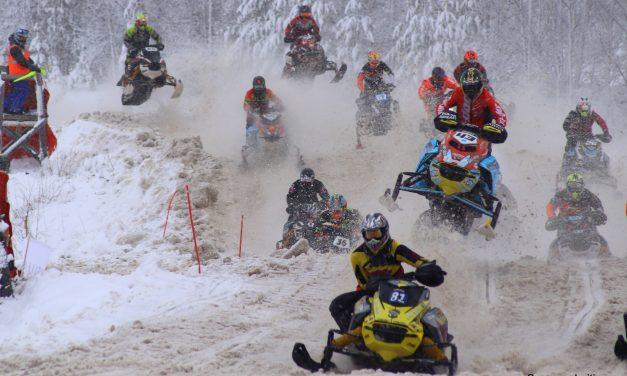Ruotsalaiskomento Snowcrossin MM-kisassa, Postille EM-pronssia