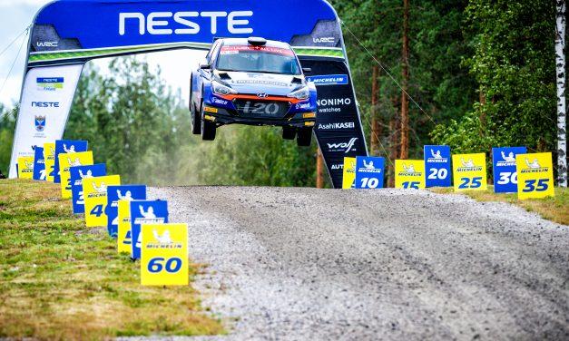 Suomen MM-ralli ajetaan tänä vuonna 30.9.-3.10.
