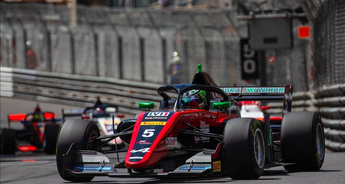 Patrik Pasma viihtyi Monacossa – tuliaisina hyvä pistepotti