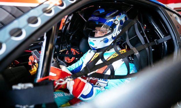Luka Nurmelle kaksi palkintokorokesijoitusta Ferrari Challenge Itävallan osakilpailusta