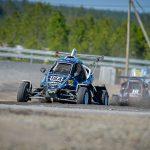 Elias Kalliokoski nousi voittoon RallyX Nordicin Suomen osakilpailussa Oulussa!