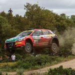 Jari Huttunen WRC2-luokan voittoon Italian MM-rallissa