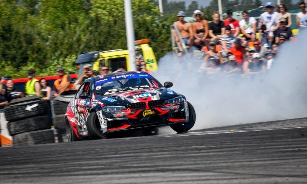 Drifting SM-sarjan kauden avauspisteet jaettiin Artukaisissa – Hast tyylitteli voittoon