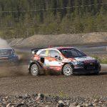Oulussa taisteltiin RallyX Nordic rallicross-sarjan pisteistä