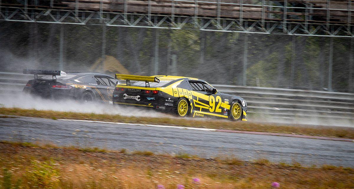 Lähteenmäki jatkoi V8 Thunderissa voittojen tiellä, muista sijoista kova taistelu