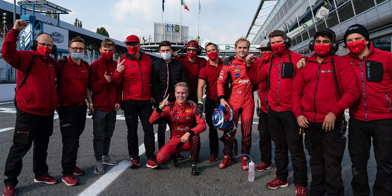 Patrik Pasma vaihtaa KIC Motorsportilta ART GP-talliin