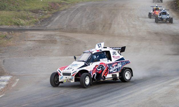 Lauri Halonen oli hurjassa iskussa Oulussa – tuloksena kaksi hopeasijaa!