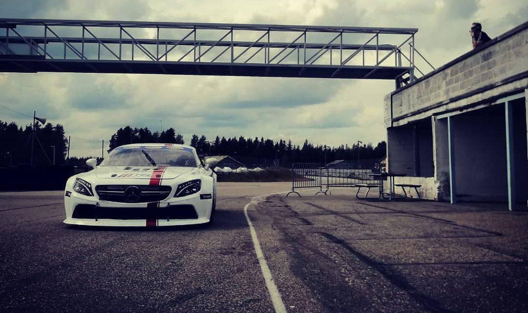 Rata-SM kausi jatkuu Kemorassa – V8 Thunder-luokan haastajat toiveikkaina