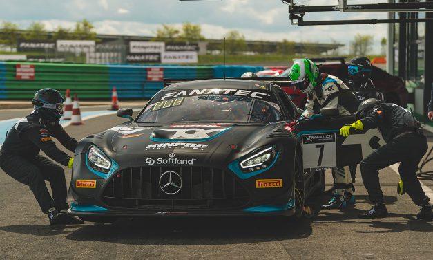 Juuso Puhakka voitokas GT World Challenge EM-sarjan Brands Hatchin osakilpailuviikonlopussa