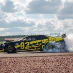 Toni Lähteenmäki varmisti V8 Thunder-luokan mestaruuden Kymiringillä