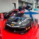 Luka Nurmi palasi voittojen tielle Ferrari Challenge EM-sarjan Saksan osakilpailussa